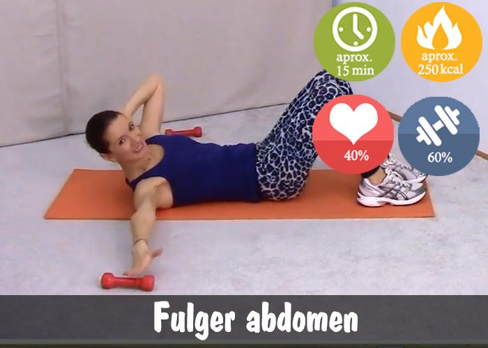 sport pentru abdomen