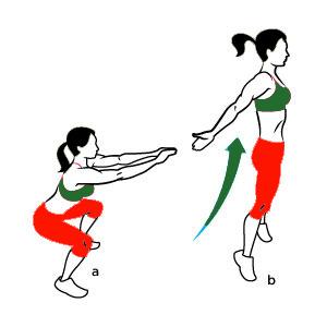 exercitii de slabit acasa femei