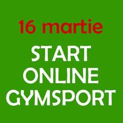 Primele clase din Sala Online GymSport