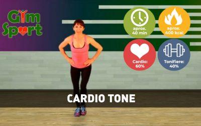 Cardio Tone cu Dada