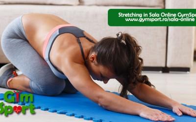 Lansare clase Stretching