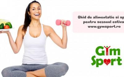 Descarca GRATUIT ghidul pentru alimentatie si sport in sezonul estival