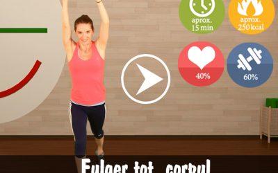 Antrenament fulger pentru tot corpul