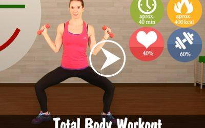 Total Body Workout cu Tana