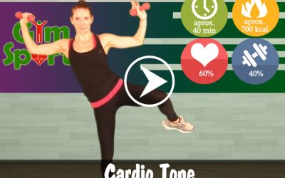 Cardio Tone cu Tana