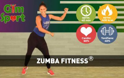 Zumba ® Fitness cu Dudu