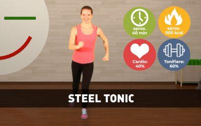 Steel Tonic cu Tana
