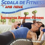 Bucuresti: Curs formare Instructor Fitness si Instructor Aerobic-Fitness