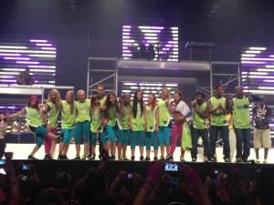 Zumba Fitness Concert 2012