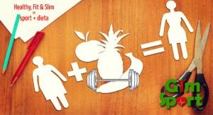 healthy, fit&slim
