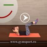 Exercitii pentru abdomen – Video