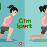 Evita neplacerile cauzate de antrenamentul gresit