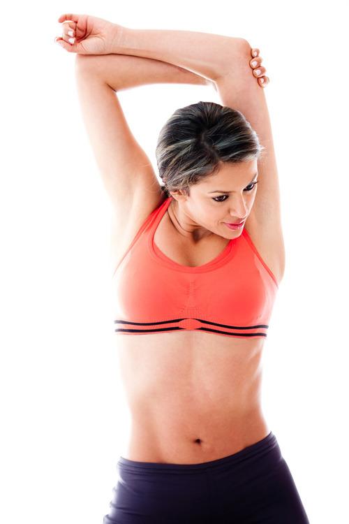 Exercitii pentru abdomen si pectorali – ZIUA 9