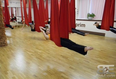 Ce este Aerial Yoga?