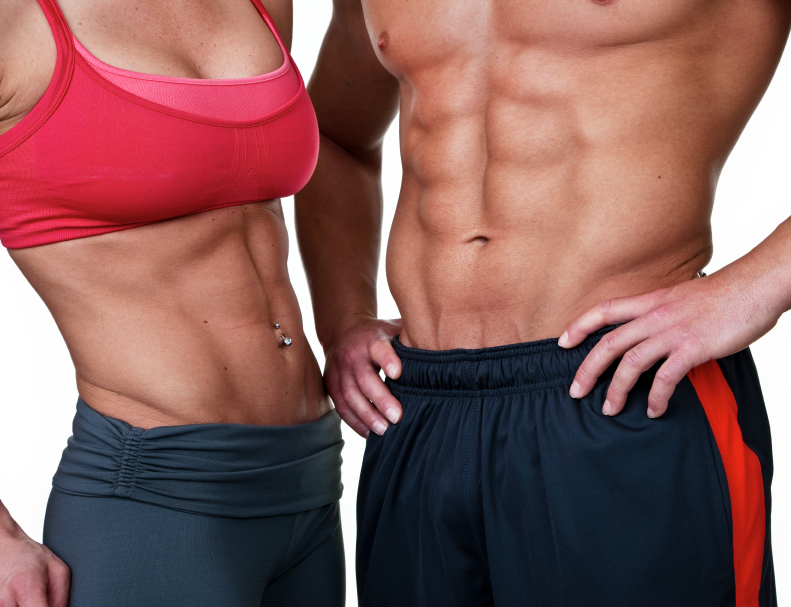5 Exercitii Pentru Un Abdomen Plat