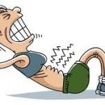 Exercitii pentru abdomen executate acasa – ZIUA 2